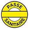 Logo passe sanitaire